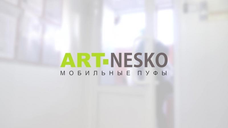 Рекламное видео - магазин Арт Неско