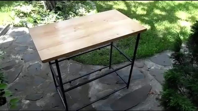 Столик для дачи из металла для фильтра воды своими руками сделай сам Система очистки