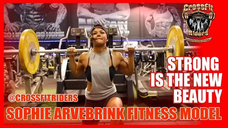 Sophie Arvebrink Fitness Model