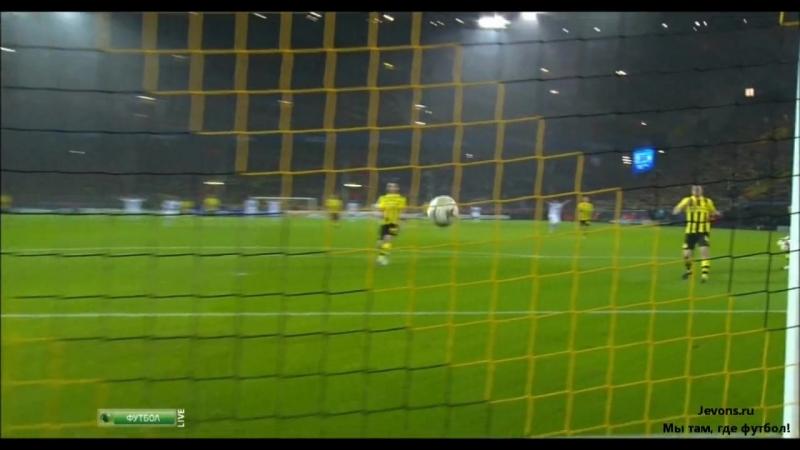 ЛЧ_12/13_3 тур_Боруссия Дортмунд - Реал Мадрид_2-1_24.10.2012_