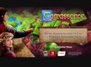 Carcassonne Релизный трейлер Nintendo Switch