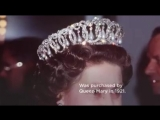 The Queens Imperial State Crown is set with 2,868 diamonds
