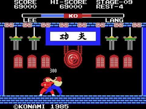 MSX Longplay 045 Yie Ar KUNG FU