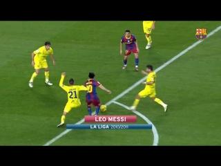 ТОП-5 голов «Барселоны» в ворота «Вильярреала»