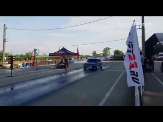 Drag Racing. Белая Стрела. Краснодар. 07.07.2018