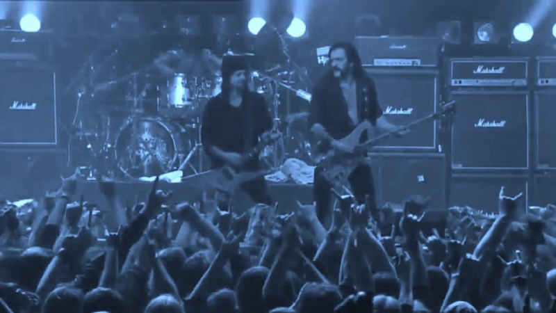 Motorhead feat Sasha Grey Listen To Your Heart