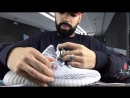 [Diaz Kicks] How To Lace Up Yeezy Boost 350 V2