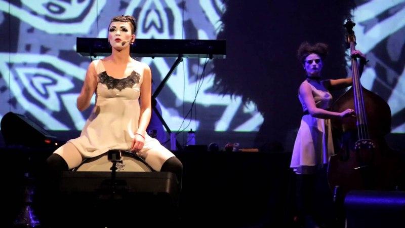 DAKH DAUGHTERS - Ганнуся (LVIV LIVE)