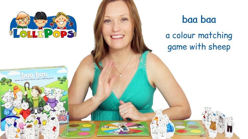 Orchard Toys: BAA BAA - play with Hayley!