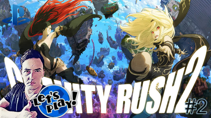 LIVE stream PS4 no comment / Gravity Rush 2 / Приключения Кэт 2