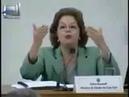 Dilma Rousseff e a resposta que demoliu o senador Agripino Maia Demotucano do Rio Grande