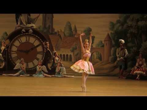Anastasia Stashkevich - Coppelia - L'aurore