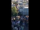 Париж. Монмартр. Трюкач👍🏻