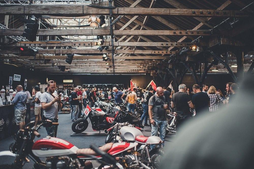 Эми Шор: фотографии с выставки Bike Shed 2018