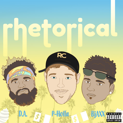 P-Holla альбом Rhetorical (feat. Bjaxx & D.A.)