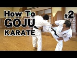 How to GOJU-RYU KARATE #2 | Karate Lessons | Master Masaaki Ikemiyagi 9th dan