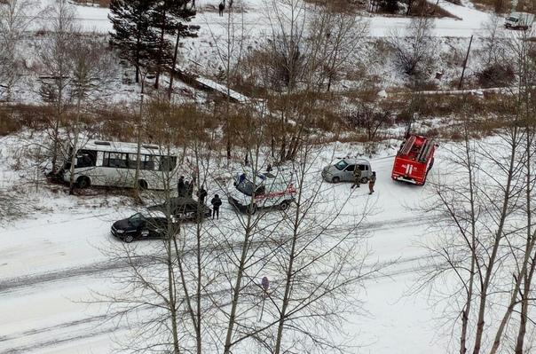 Водитель автобуса ПАЗ скончался от остановки сердцва
