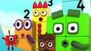 Numberblocks Number Friends Learn to Count Learning Blocks
