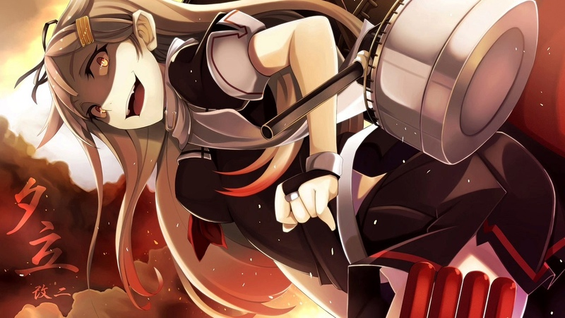艦これボーカル 少女フラクタル ナイトメアーパーティー カバー Engli