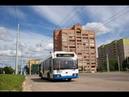 Троллейбус Минска БКМ-32102,борт.№ 4517,марш.13 (27.01.2019)