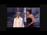 Сопрано - Тенор Андреа Бочелли - Анна Нетребко - Brindisi