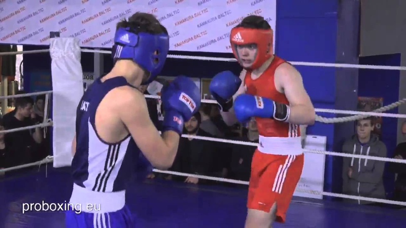 06.02.2016 Real Boxing Show Fight 1