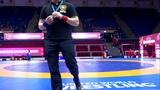 Round 2 Women's GP No-Gi - 53 kg M. LINGURARU (ROU) v. R. GUILLEN SANT (ESP)