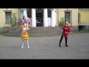Танец КУКОЛ .фестивальУлитка улиткаползи улитка2018