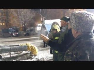 На место трагедии прибыл глава СКР Александр Бастрыкин