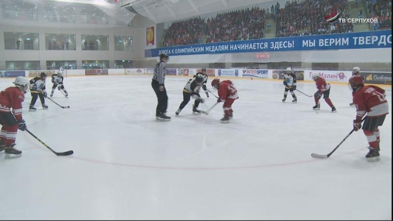 Серпухов принял Первенство Московской области по хоккею среди коллективов физкультуры 2006-2007 г.р.