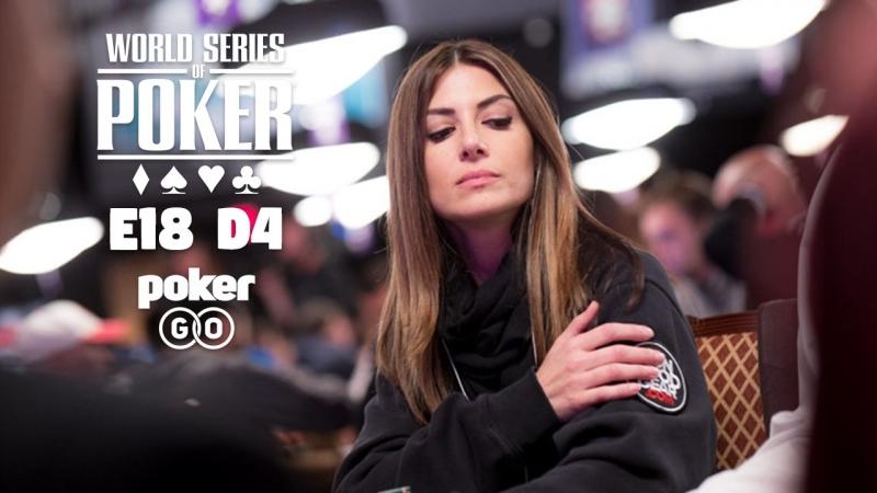 MAIN EVENT E18 DAY4 PGO WSOP2018 $10,000