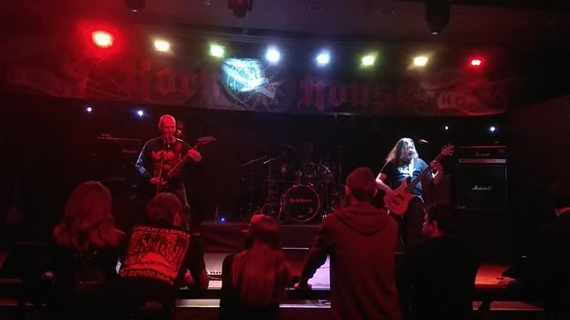 Black Death Metal 10.10.18 Rock House 2