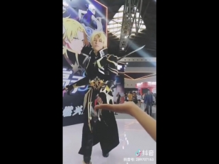 The king's avatar ccg expo 2018 coser