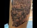 Tattoo by Nestor Correa