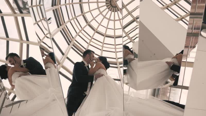 Николай и Екатерина, свадебный проект В отражении тебя
