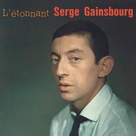 Serge Gainsbourg альбом L'étonnant Serge Gainsbourg