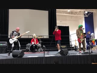 Red Hot Chili Peppers - Halloween Special #2 Event in School (Los Angeles, USA ) ¦ October 31, 2018