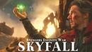 Skyfall Avengers Infinity War