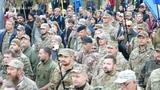 Хода українських націоналістів до Дня захисника України