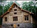 Природные материалы для строительства дома своими руками, самодельный цемент