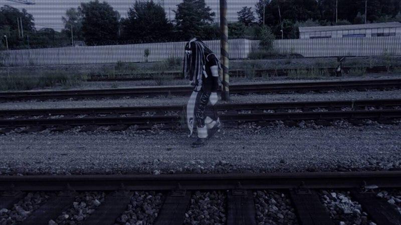 ☣ Industrial dance to Wynardtage - Circle of Sadness [Czech Video]