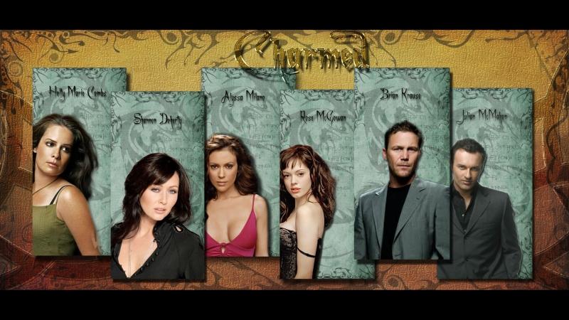 Зачарованные (Charmed) - (2 Сезон)