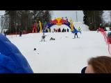 Red Bull Jump and freeze 2018 Акула олдскула