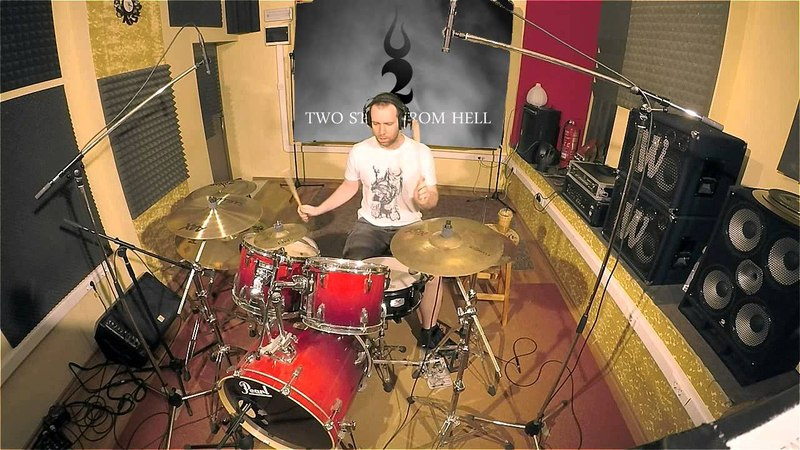 Two Steps From Hell - Heart of Courage (Drum Cover)