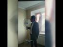Депутат Чебоксарского городского Собрания депутатов 6-го созыва Ковалёв Антон Андреевич останавливает языком вентилятор. Не спра