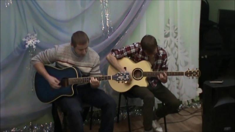 Роман Крюков и Альберт Голубков в программе Наш квартирник №31 (Part 2)