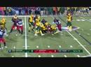ААФ - Зак Стейси - неделя 2 - хайлайты - американский футбол