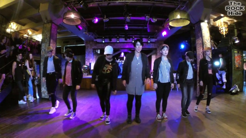 [GP] BTS - Not Today dance cover by SOLE [K.PRO PARTY (11.08.2018)]