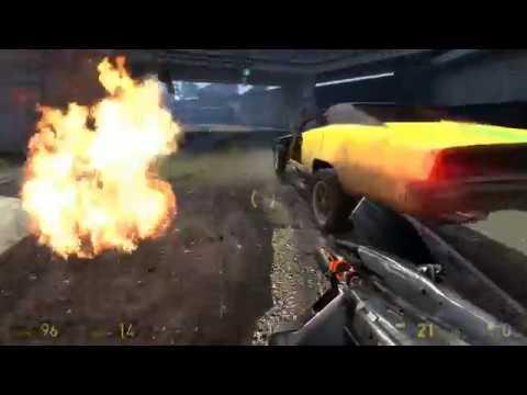 Half Life 2 Episode Two №4 Несокрушимая парочка :)