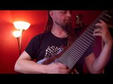 Zarabeth (A. Holdsworth), theme and solo changes in 11-stringed rendition by Rob Guz